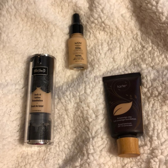 High end Foundation Bundle!
